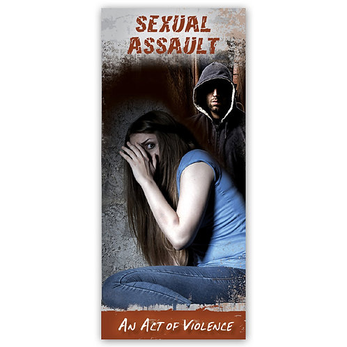 LM1137 Sexual Assault: An Act of Violence pamphlet