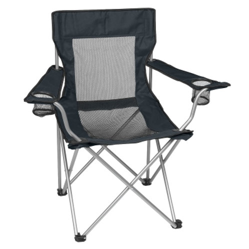 LM5270 Mesh Folding Chair with Carrying Bag