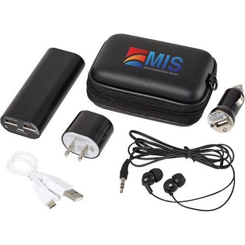 LM1322 Charger Set with 4400 mAh Power Bank