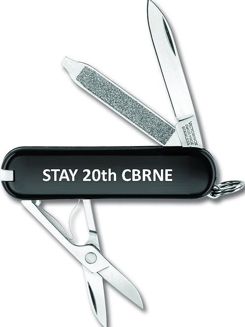 LM6987 Swiss Army Classic SD Knife