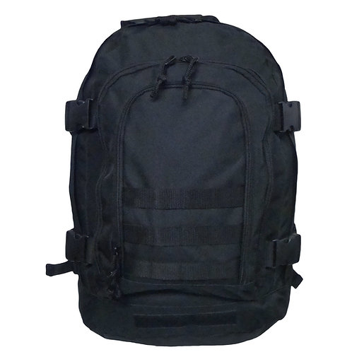 LM3048 Toughrider ™ Black 3 Day Backpack