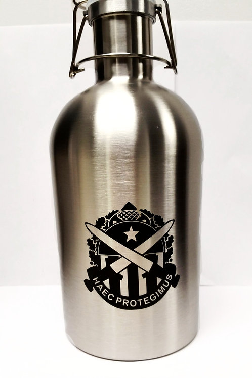 LM4545 64oz Growler with Carry Handle