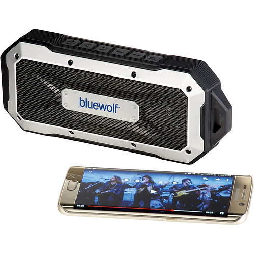 LM233 Boulder Waterproof Outdoor Bluetooth Speaker