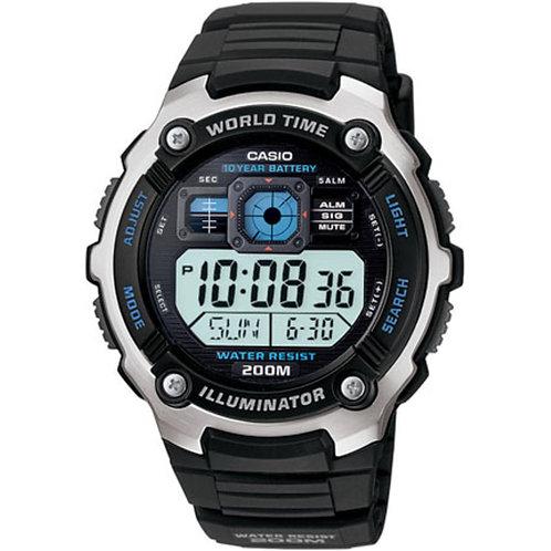 LM71214 Casio Multi-Function Mens Sport Watch