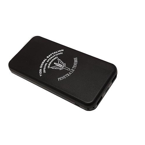 LM8027 UL Cert Octo Grip Wireless Charger & Power Bank - 10,000 mAh