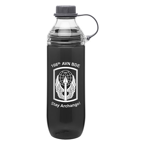LM4457 h2go Core Bottle with Strainer--25 oz