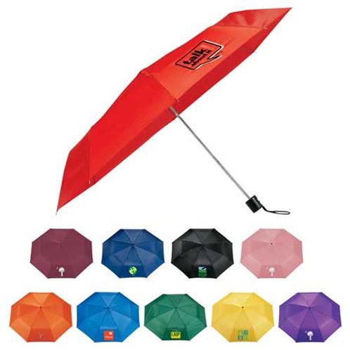 "LM5221 41"" Solid Folding Umbrella"