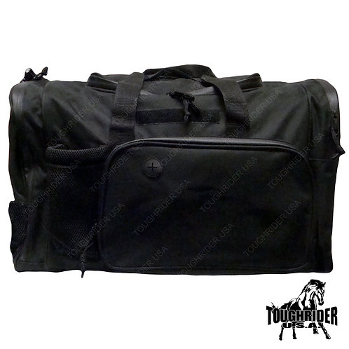 LM3030 Toughrider ™ Black Gym Bags