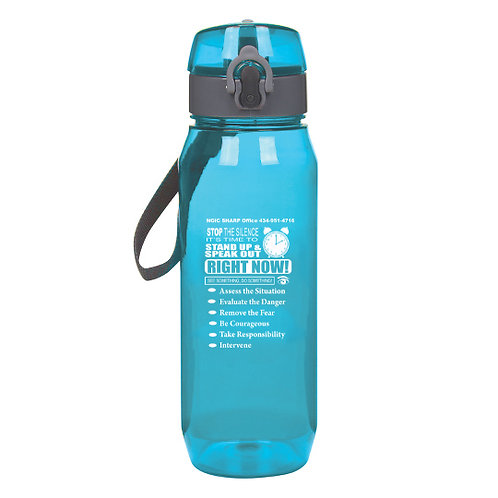 LM6063 28 Oz Trekker Tritan Water Bottle