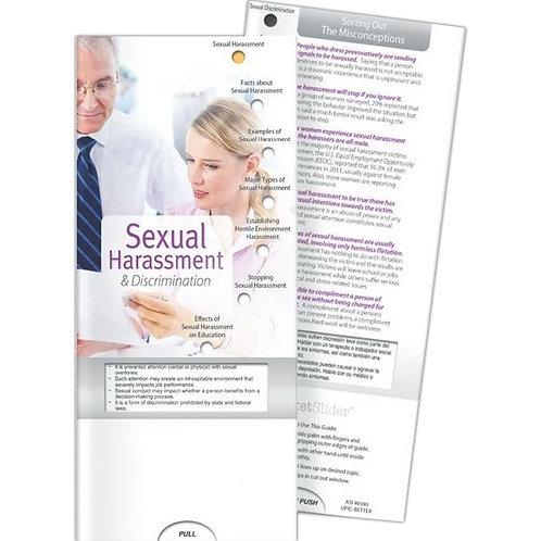 LM2154  Pocket Slider - Sexual Harassment