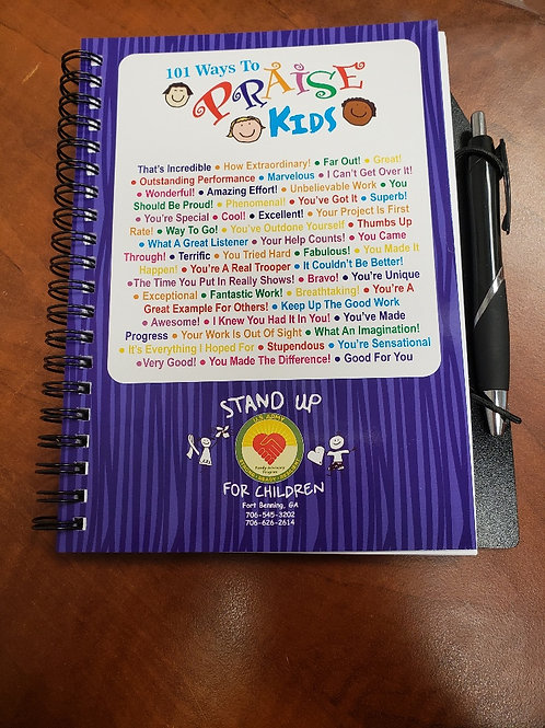 LM27000: Praise the Kids Journal