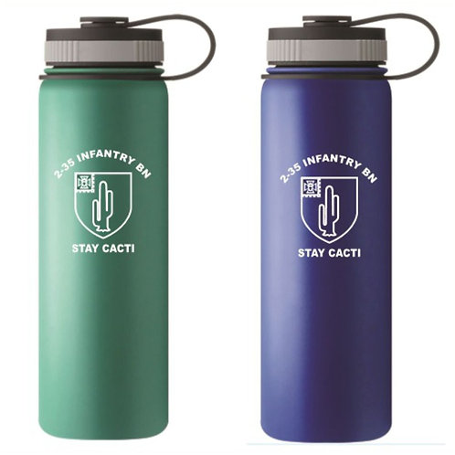 LM0681 - 40oz. Stainless Steel Bottle