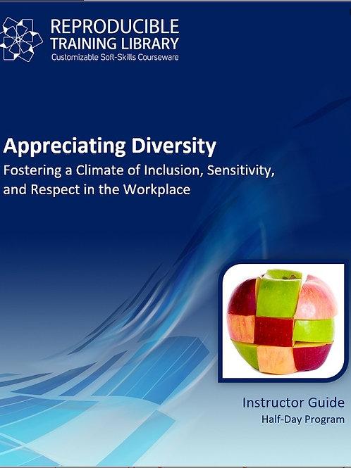 Appreciating Diversity (Classroom Version)