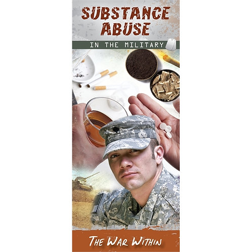LM-PAM-SSMIL-01 Substance Abuse in the Military Pamphlet