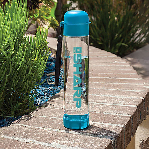 LM5993   h2go 25oz Hybrid Water Bottle-SHARP