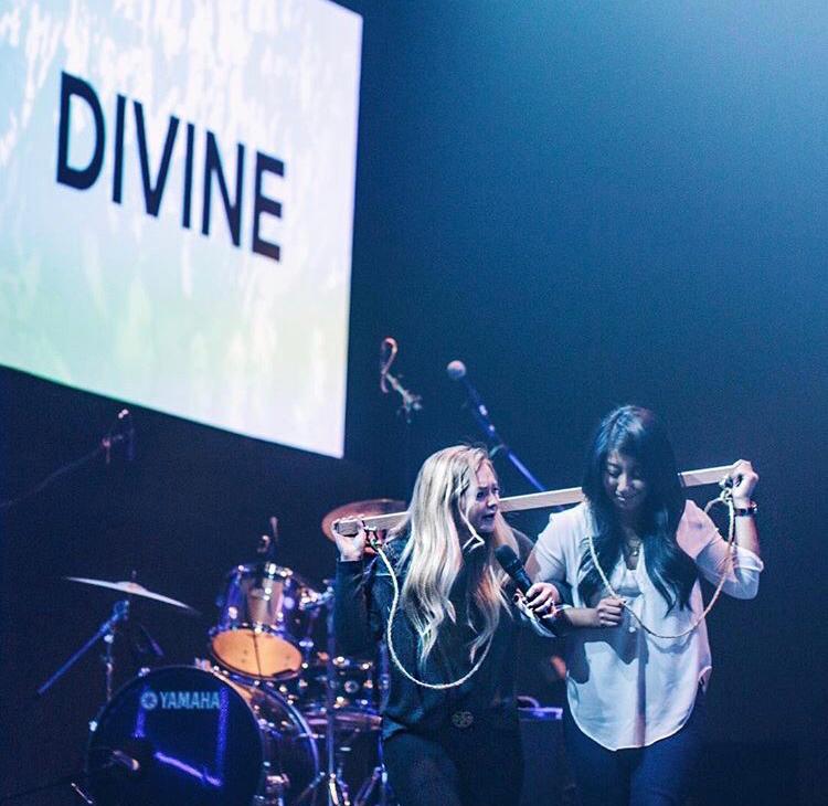 Kristen Honeycutt at DIVINE