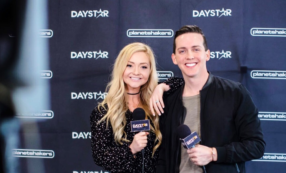 Cameron and Kristen Honeycutt on Daystar