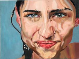 Alyssa Monks Recreation Painting