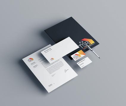 Brand Identity Mockup 1