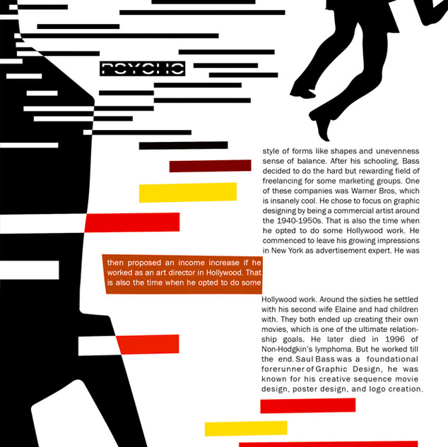 Saul Bass Biography Magazine Page 5