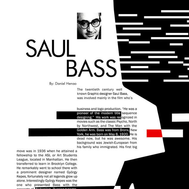Saul Bass Biography Magazine Page 4