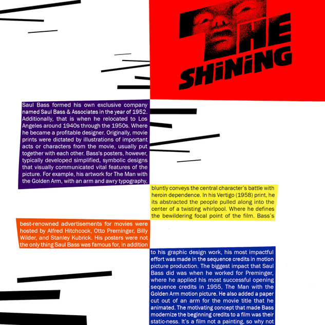 Saul Bass Biography Magazine Page 6