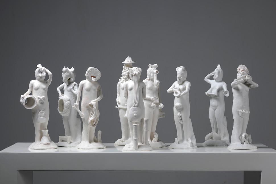Neuf neures déesses