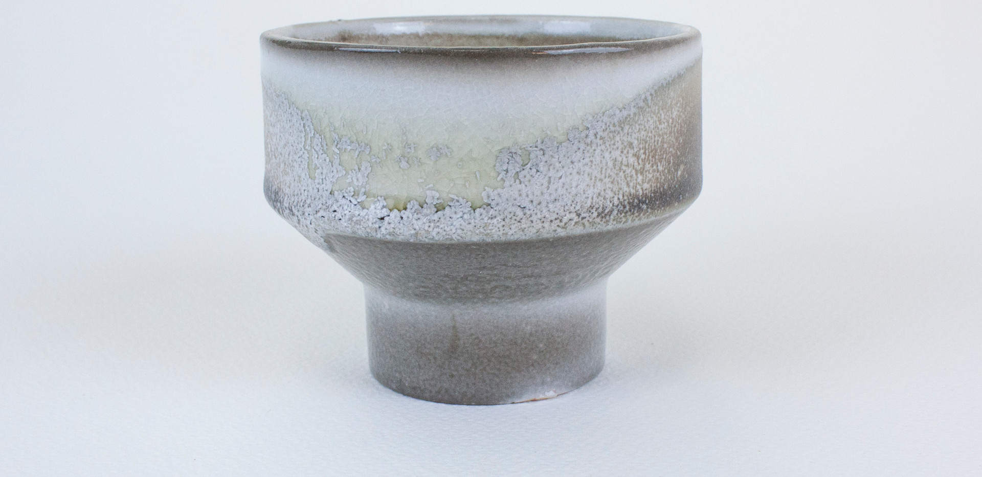 slip cast cup 26