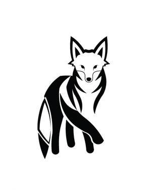 Fibonacci Fox Logo Design  5.0