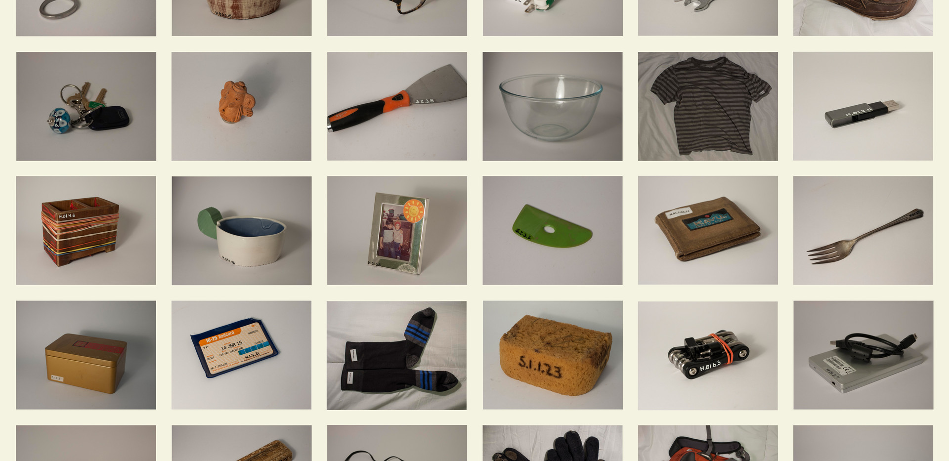 Every Thing I Own (2015)