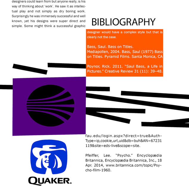 Saul Bass Biography Magazine Page 8
