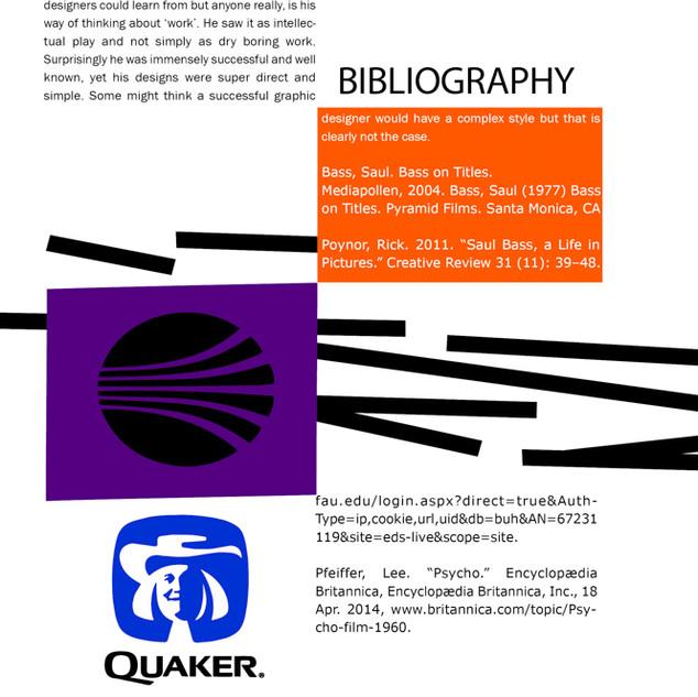 Saul Bass Biography Magazine Page 8