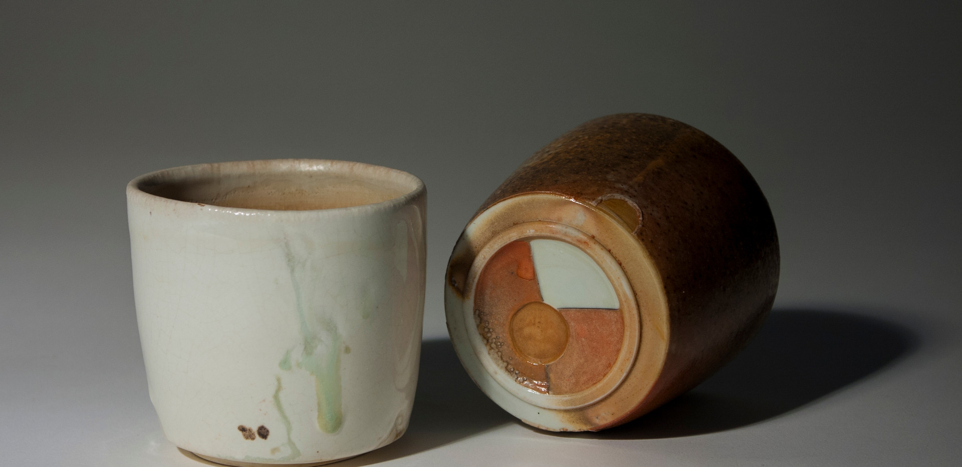 wood cup 1 and 2