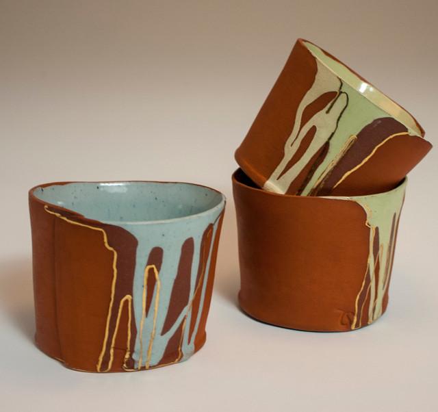 slab cups - drip
