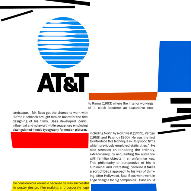 Saul Bass Biography Magazine Page 10