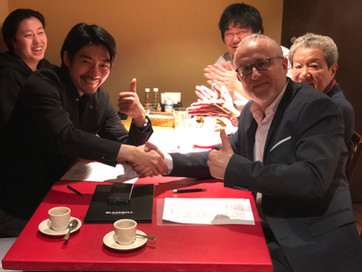 Sapporo (Japan): Blackbull Signs Cooperation Agreement with Japan Economic Research Institute