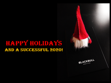 New York (USA): Blackbull Equities Wishes Happy Holidays and a Successful 2020