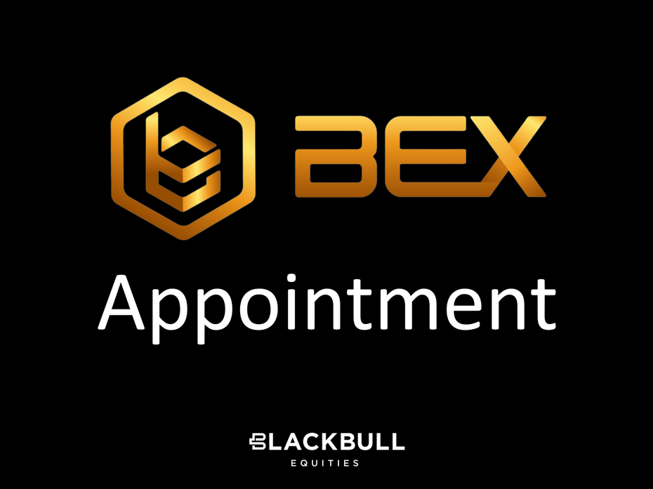 London (UK): Blackbull CEO Appointed Chairman of Digital Asset Exchange BEX Block Exchange Ltd.