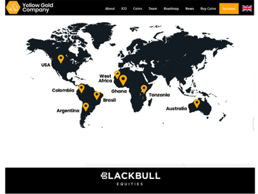 Accra (Ghana): Blackbull Receives Yellow Gold Investments Mandate for Capital Market Listing