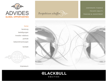 Frankfurt (Germany): Blackbull Receives advides AG Mandate for Capital Market Listing