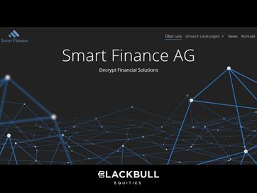 Herisau (Switzerland): Blackbull Receives Smart Finance Mandate for Digital Asset Exchange Listing