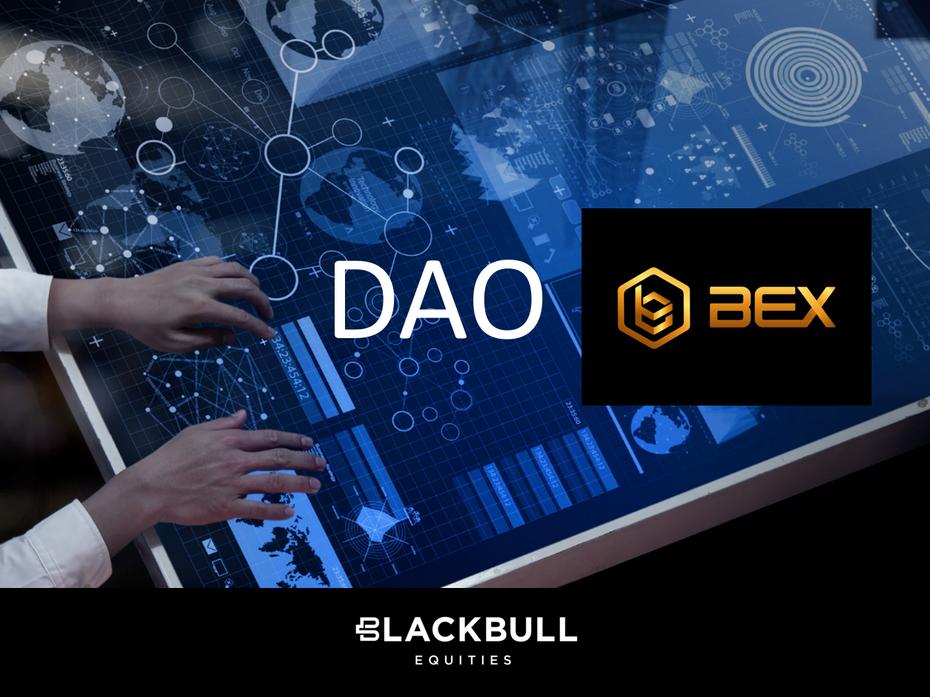 London (UK): Blackbull Receives DAO Mandate from BEX Block Exchange for  International Structuring
