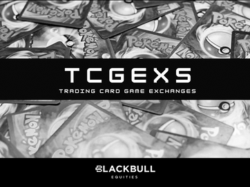 London (UK): Blackbull Receives NFT Mandate from TCGEXS to Offer on Largest NFT Marketplace
