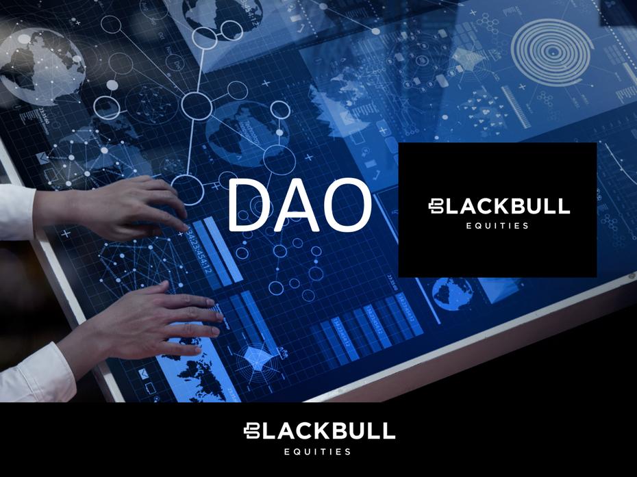 London (UK): Blackbull Sets Up Blackbull DAO (Decentralized Autononmous Organization)