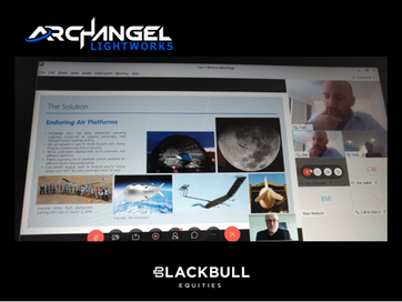 Zurich (Switzerland): Blackbull Launches First Fully Virtual Capital Roadshow