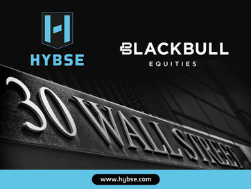 New York (USA): Blackbull is Appointed Official Listing Partner of the Hybrid Stock Exchange
