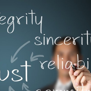 THE HIGHEST CALLING OF LEADERSHIP - INTEGRITY