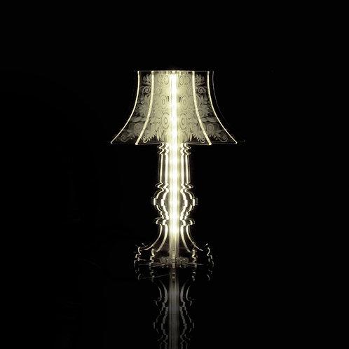 Lámpara acrílico USB LED