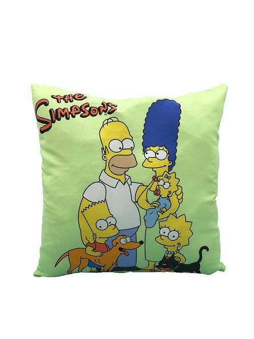"""Almohadón """"Los Simpson"""""""