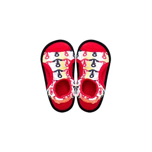 Pantuflas de Niños Floripondias de verano